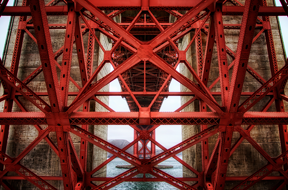 Golden Gate Underbelly
