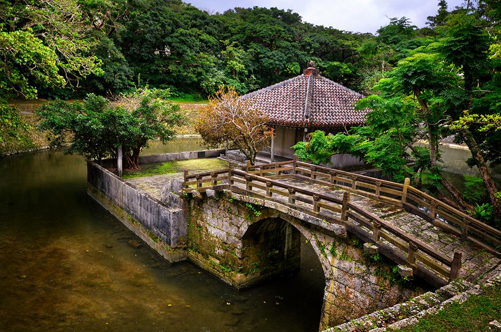 Japanese Hut
