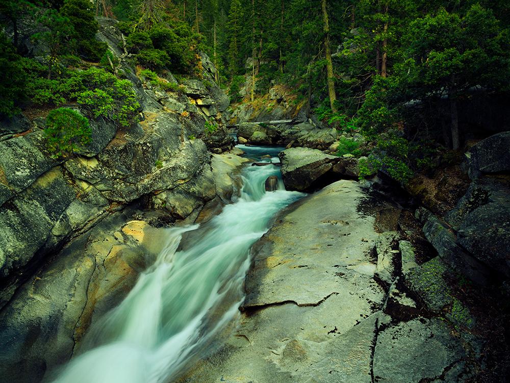 Merced Stream