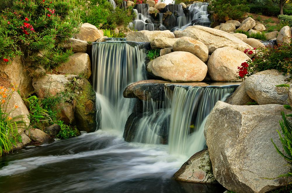 Redhawk Waterfall